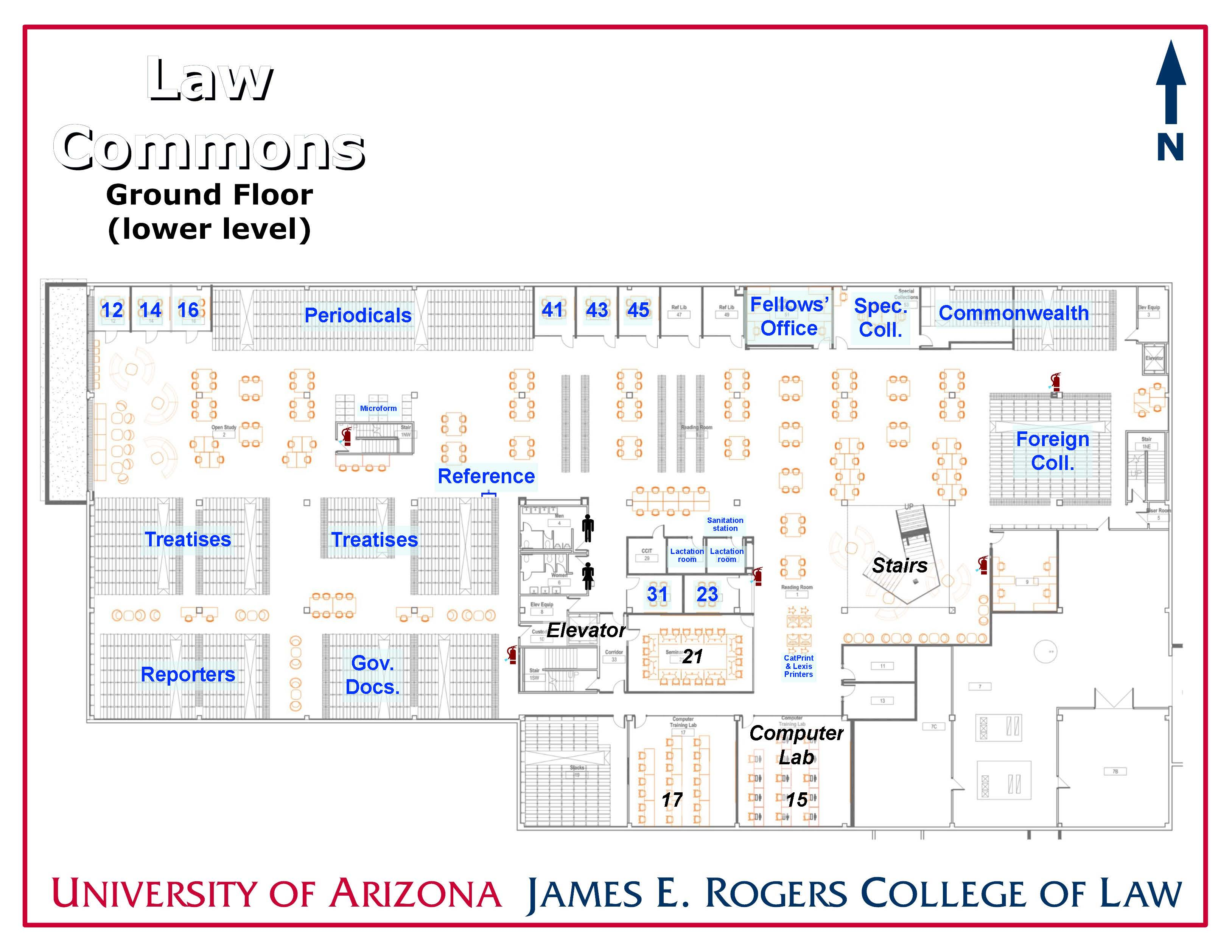 Map-library-lower-level