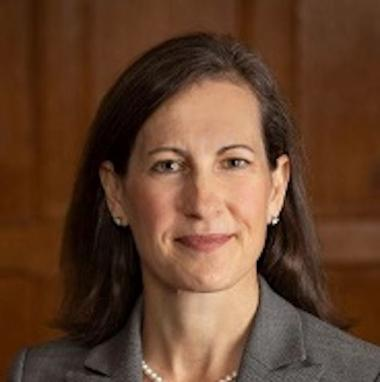 Photo of Law Library Director, Teresa Miguel-Stearns